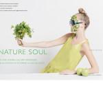 NATURE SOUL – Fashion Editorial