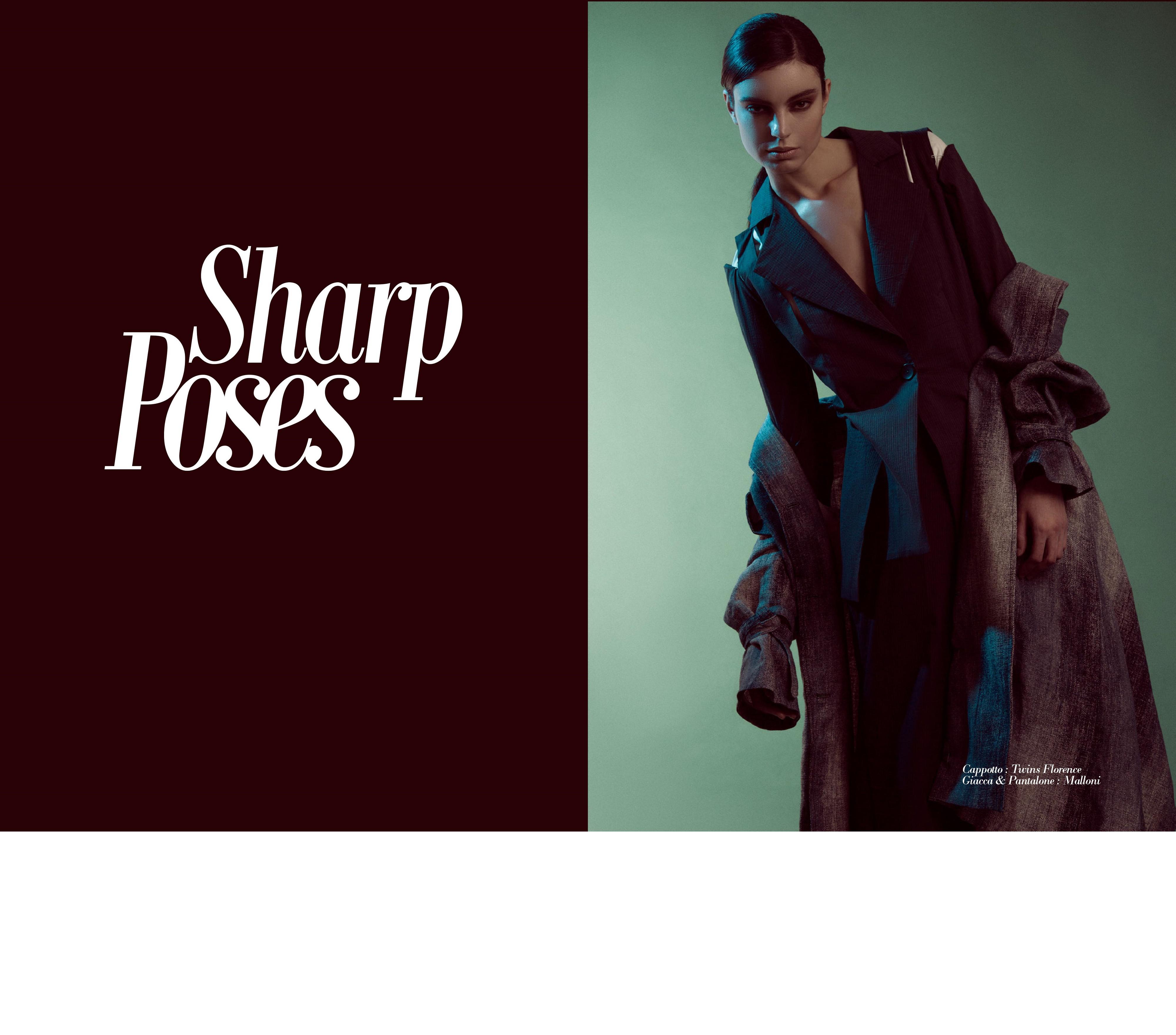 Sharp Poses
