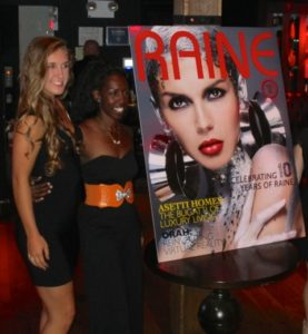 Raine Magazine Event